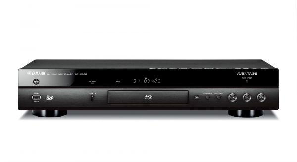 Blu-ray prehrávače