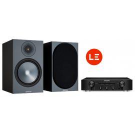 Marantz PM6007 + Monitor Audio Bronze 100 - Čierna