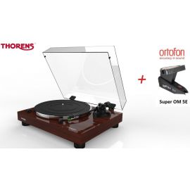 Thorens TD 202 (Ortofon 2M RED) - Orech piano
