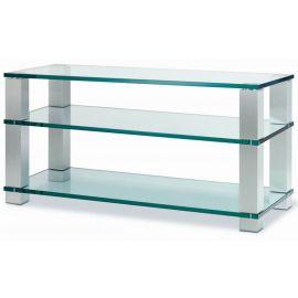 HIFI Stolek Spectral High END HE1203 Čiré sklo