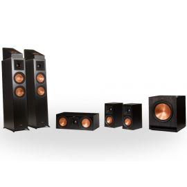Klipsch RP-6000F set 5.1.2 Dolby Atmos® - Čierna