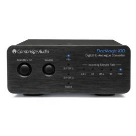 Cambridge DAC Magic 100 Čierna