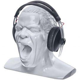 Oehlbach sluchátkový stojan Bílá