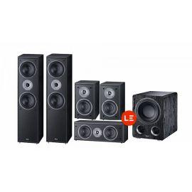Magnat Supreme 802 set 5.1 (RS 8)  - Čierna
