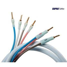 SUPRA Quadrax SET 4x2.0 CombiCon (Bi-wire) - 2m