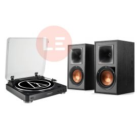 Audio-Technica AT-LP60-BT + Klipsch R-51PM
