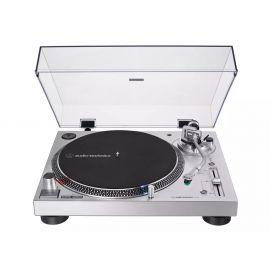 Audio-Technica AT-LP120X-USB - Strieborná