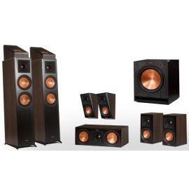 Klipsch RP-6000F set 7.1.2 Dolby Atmos® - Čierna