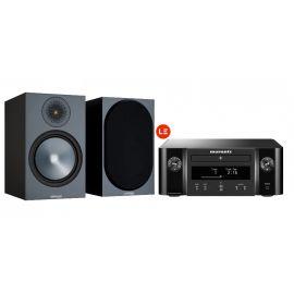 Marantz Melody M-CR612 + Monitor Audio Bronze 100 - Čierna