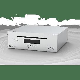 Pro-Ject CD Box DS2 - Strieborná