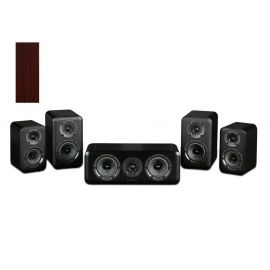Wharfedale D320 set 5.0 - Rosewood