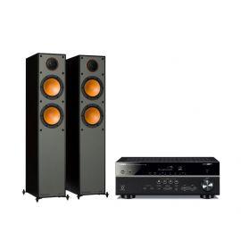 Yamaha HTR-4072 + Monitor Audio Monitor 200 - černá