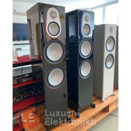 Monitor Audio Silver 500 - Černý lesk - demo pár