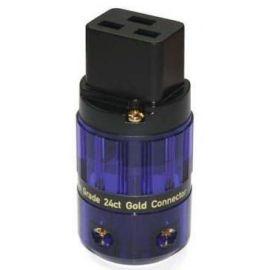 IsoTeK 24ct Gold Connector C19