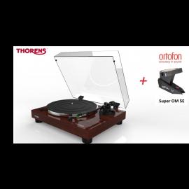 Thorens TD 202 (Ortofon Super OM 5E) - Orech piano