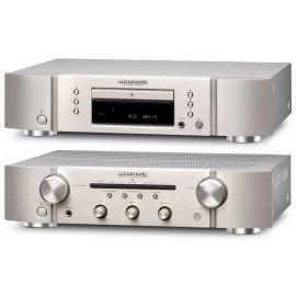 Marantz PM5005 + CD5005 - Silvergold