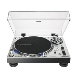 Audio-Technica AT-LP140XP - Strieborná