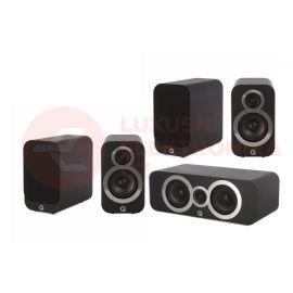 Q Acoustics 3010i set 5.0 - Černá