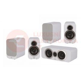 Q Acoustics 3010i set 5.0 - Bílá