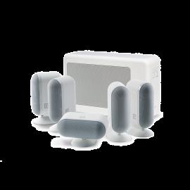 Q Acoustics 7000i 5.1 Slim - Biela