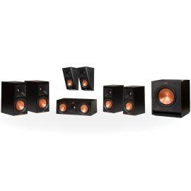Klipsch RP-600M set 5.1.2 Dolby Atmos® - Čierna