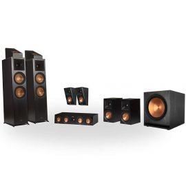 Klipsch RP-8000F set 5.1.4 Dolby Atmos® - Čierna