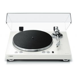 Yamaha MusicCast VINYL 500 - Biely lesk
