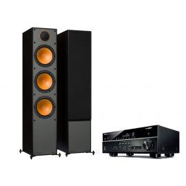 Yamaha HTR-4072 + Monitor Audio Monitor 300 - černá